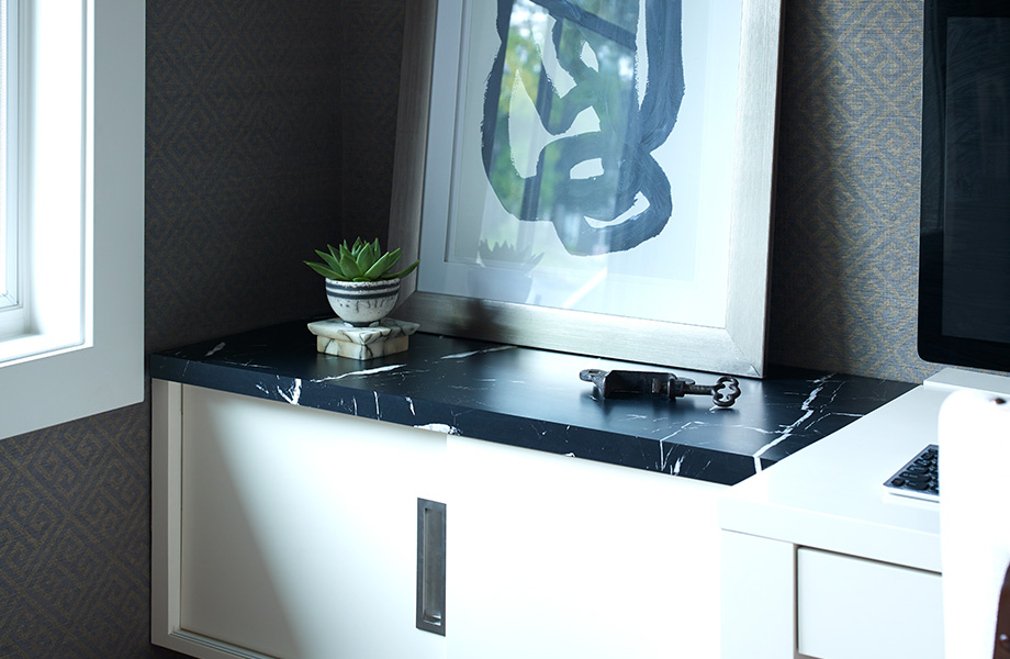 Artwork and plant 7403 Nero Marquina 180fx