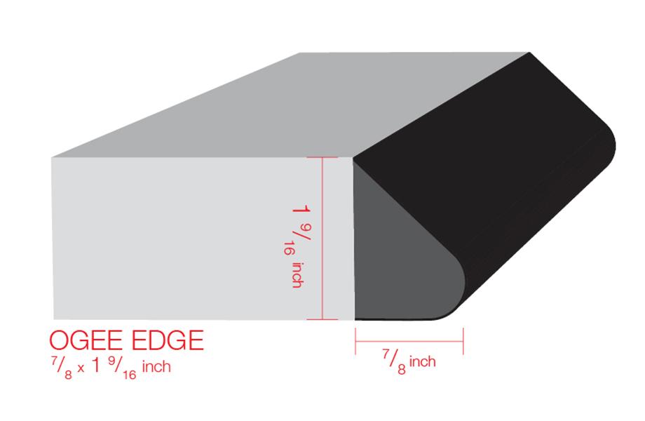 IdealEdge Ogee Illustration