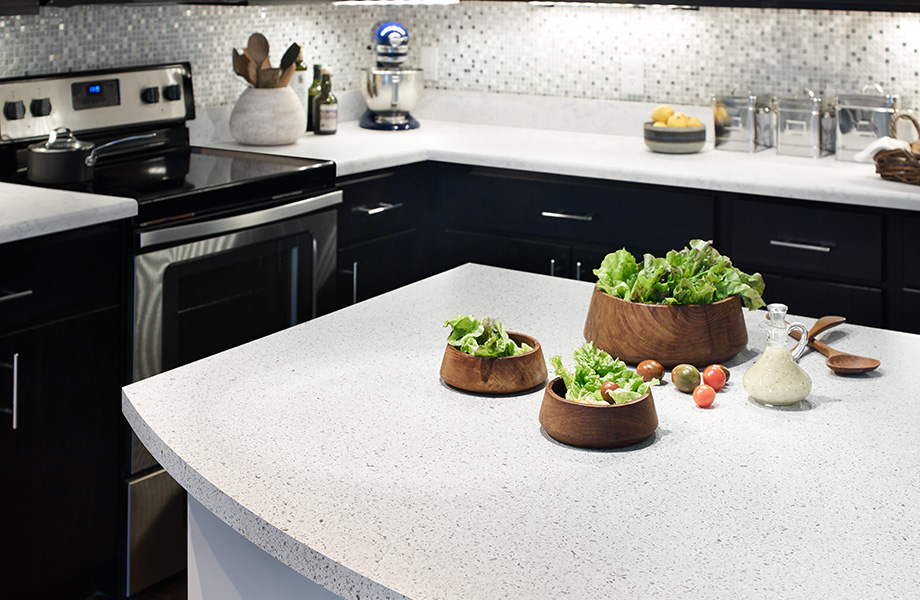 Neo Cloud Laminate Countertop