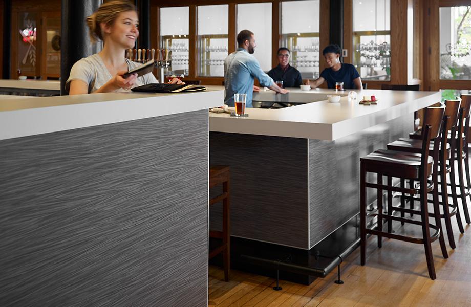 Restaurant bar 6307 Burnt Strand HardStop