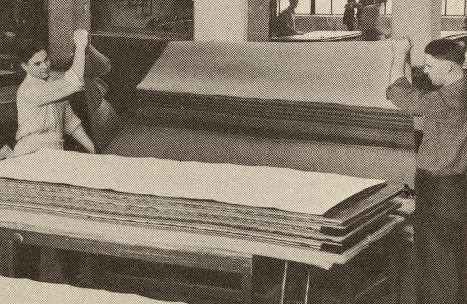 1931 Formica Group invent cigarette proof laminate 920x600