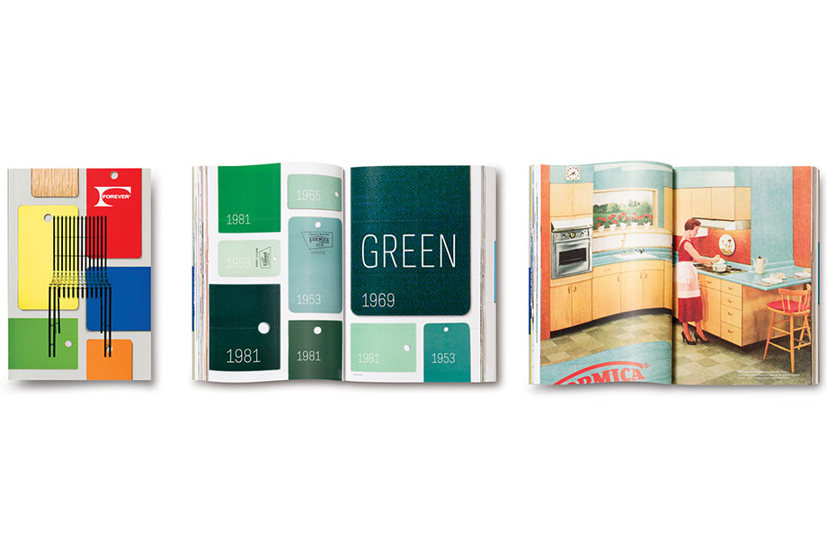 2013 Formica group celebrates its 100th anniversary by publishing the book Formica Forever 920x600