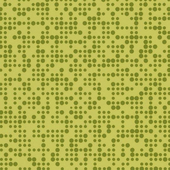 Mini Mode Leaf Green on Wasabi