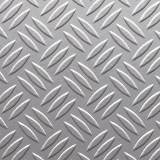 Matt Aluminium Footplate New