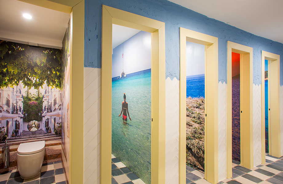 Pacha Ibiza Toilets by Formica Group 2