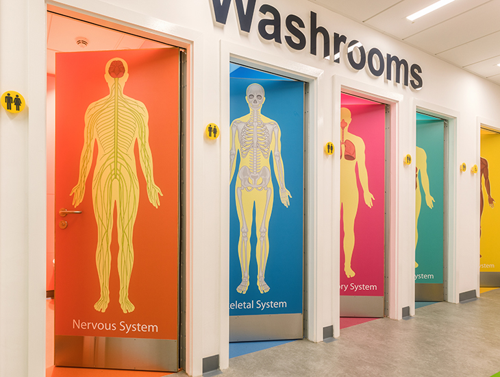 Chorley hospital washrooms 730x550