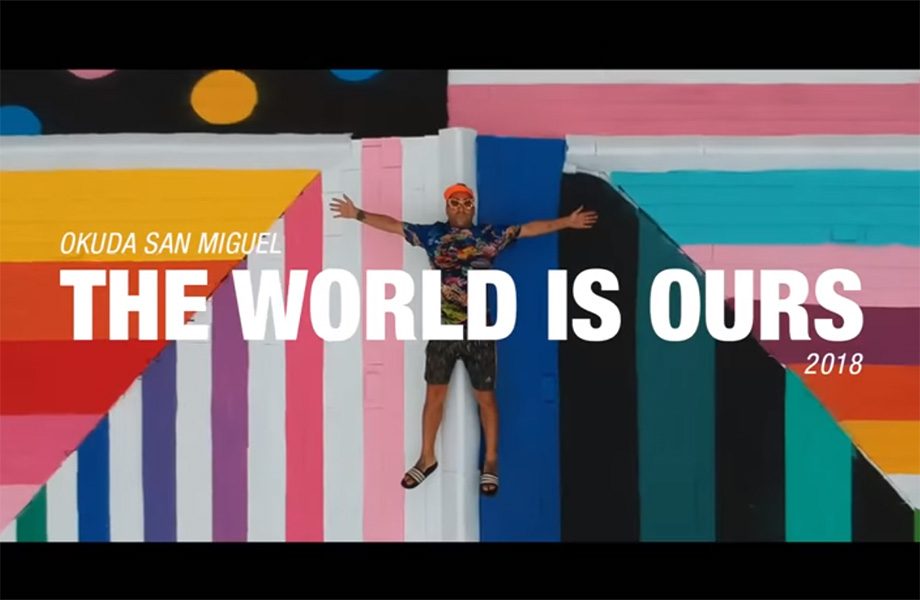 The world is ours